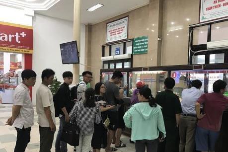 Giá vé đồng hạng tàu khách tuyến Hà Nội – Hải Phòng chỉ từ 65.000 đồng