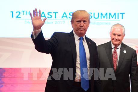 Ý nghĩa của chuyến công du châu Á của Tổng thống Mỹ