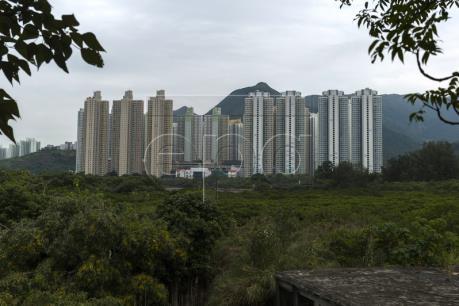 """Giá nhà đất tại Hong Kong cao """"ngất ngưởng"""""""