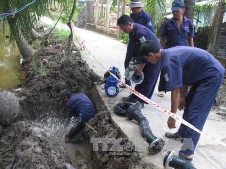 140 công trình cấp nước sạch nông thôn tại Kon Tum hoạt động kém hiệu quả
