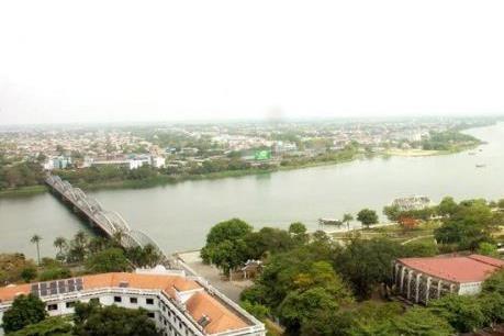 Sẽ có quy hoạch chi tiết hai bên bờ sông Hương
