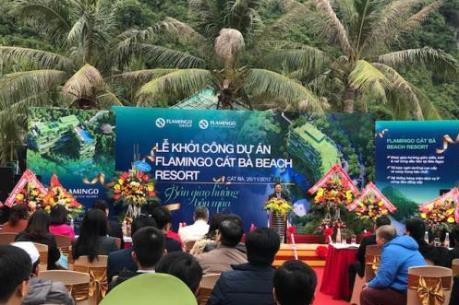 Hơn 3.000 tỷ đồng đầu tư xây dựng Flamingo Cát Bà Beach Resort