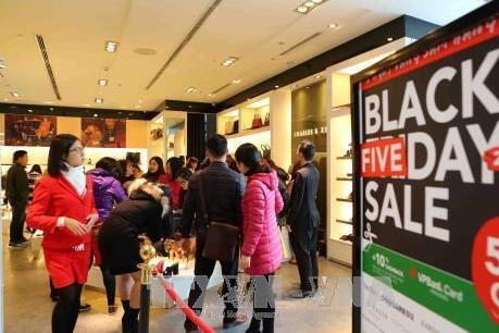 Black Friday - Ngày mua sắm giảm giá sôi động