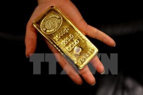 Vàng châu Á vững giá trong phiên đầu tuần