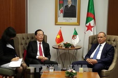 Tăng cường hợp tác Việt Nam-Algeria trong lĩnh vực nông-ngư nghiệp