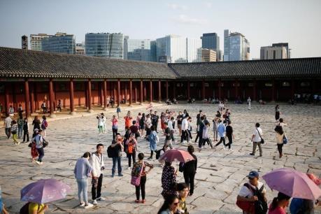 Trung Quốc dỡ bỏ một phần lệnh cấm du lịch tới Hàn Quốc