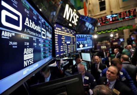 Các chỉ số chứng khoán chủ chốt của Mỹ tiếp tục lập đỉnh mới
