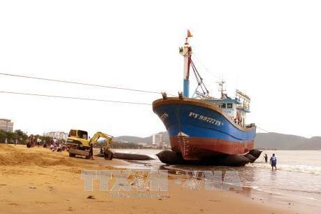 Các chủ tàu vỏ thép Bình Định yêu cầu bồi thường gần 37 tỷ đồng