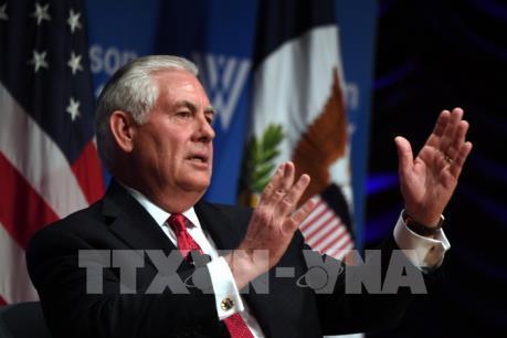 Nhà Trắng bác tin đồn Ngoại trưởng Rex Tillerson sắp bị thay thế