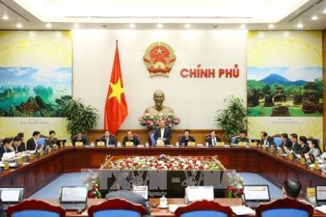 Thủ tướng lưu ý thành viên Chính phủ thực hiện tốt lời hứa trước Quốc hội và cử tri