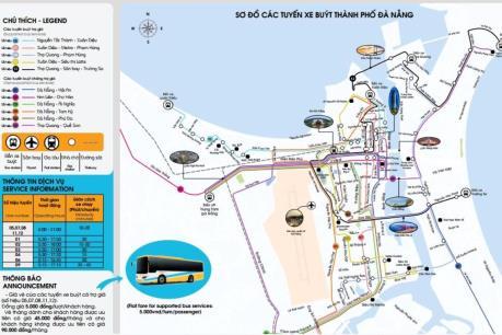 Đà Nẵng; Thông báo chính thức về việc lái xe, nhân viên xe buýt ngừng việc
