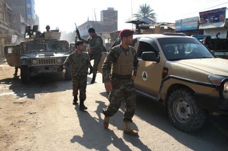 Nổ lớn ở Afghanistan khiến 12 người thương vong