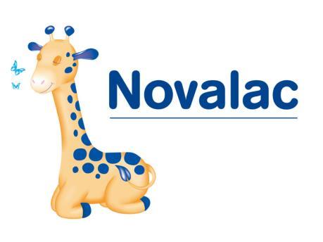Sữa Novalac sẽ ra mắt cuối tháng 12 trên toàn quốc