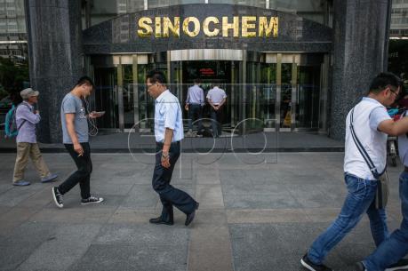 Trung Quốc: Tập đoàn Sinochem ra mắt nền tảng nông nghiệp thông minh