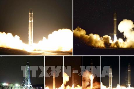 Dấy lên quan ngại về an toàn hàng không sau các vụ thử tên lửa của Triều Tiên