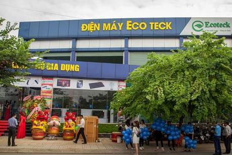 Sau Hà Nội và Phú Thọ, Ecoteck ra mắt trung tâm điện máy tại Biên Hoà