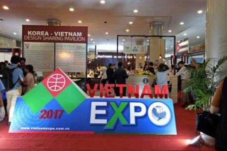 Khai mạc Hội chợ Thương mại Quốc tế Việt Nam lần thứ 15