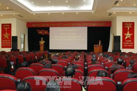 Đảng bộ TTXVN quán triệt, triển khai Nghị quyết Hội nghị Trung ương 6 (khóa XII)