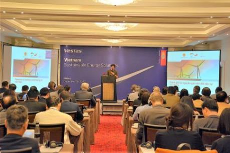 Đan Mạch hỗ trợ Việt Nam phát triển năng lượng gió