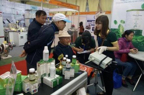 Khai mạc Triển lãm Vietnam Medipham Expo 2017