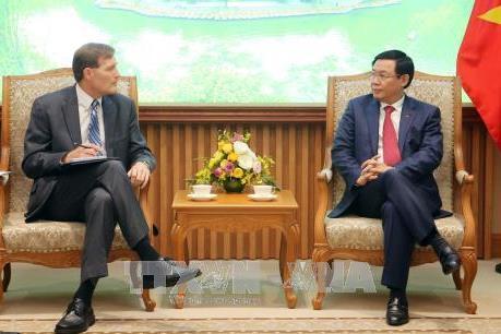 Phó Thủ tướng hoan nghênh USAID hỗ trợ doanh nghiệp Việt tham gia chuỗi cung ứng toàn cầu