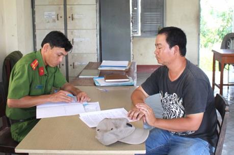 Hội nhà báo tỉnh Long An đề nghị xử nghiêm vụ hành hung nhà báo tác nghiệp tại Thạnh Hóa
