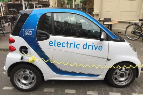 Liên doanh Ford với đối tác Trung Quốc sẽ xuất xưởng chiếc xe điện đầu tiên vào năm tới
