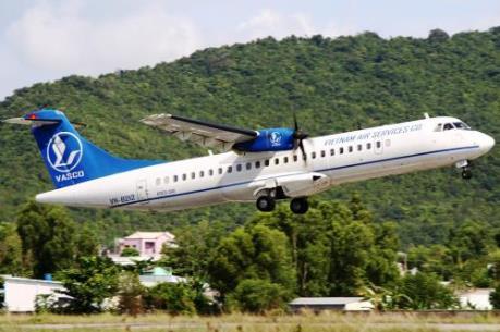 VASCO hủy lịch khai thác 4 chuyến bay Hà Nội - Điện Biên
