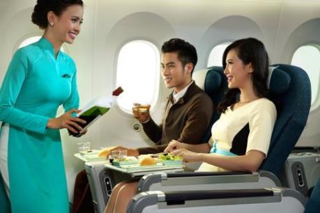 Vietnam Airlines cung ứng 1,5 triệu ghế phục vụ dịp cao điểm Tết Nguyên đán