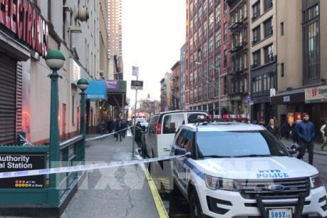 Vụ nổ tại Manhattan (Mỹ): Thông tin ban đầu về đối tượng tình nghi