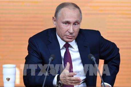Tổng thống Nga: Trung Quốc luôn là đối tác chiến lược của Nga