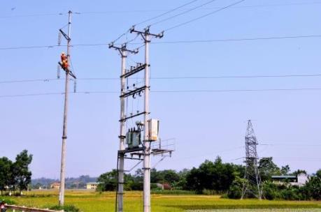 Các tỉnh miền Bắc tiêu thụ điện tăng cao