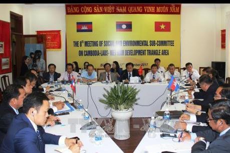 Tạo sinh kế cho người dân khu vực tam giác phát triển Campuchia - Lào - Việt Nam