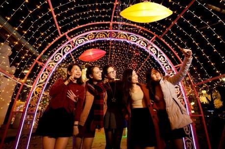 Khám phá Lễ hội Ánh sáng phiên bản Sun World Halong Complex