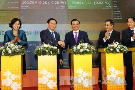 Thị trường chứng khoán Việt Nam với những bước nhảy ngoạn mục: Bài 4: Ẩn chứa thách thức