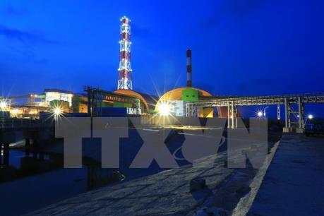 Khắc phục tình trạng phát tán bụi ra môi trường tại Trung tâm điện lực Vĩnh Tân