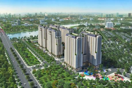 Ra mắt dự án khu cao ốc ven sông Dream Home Riverside