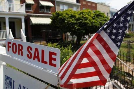Doanh số bán nhà của Mỹ chạm mức cao nhất trong gần 11 năm