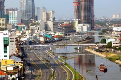 Thủ tướng phê duyệt Điều chỉnh quy hoạch xây dựng vùng Tp Hồ Chí Minh