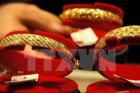 Giá vàng thế giới ngày 26/12 lên mức cao nhất trong hơn ba tuần
