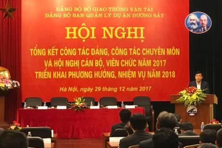 Yêu cầu đẩy nhanh tiến độ tuyến đường sắt đô thị Cát Linh-Hà Đông