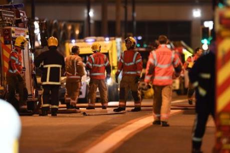 Anh: Cháy tòa nhà 12 tầng tại Manchester