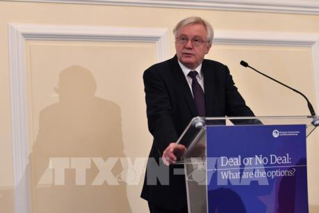 Anh muốn đưa các dịch vụ tài chính vào thỏa thuận thương mại với EU