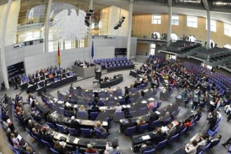 """Đức bỏ điều khoản cấm """"phạm thượng"""" trong Bộ Luật Hình sự"""