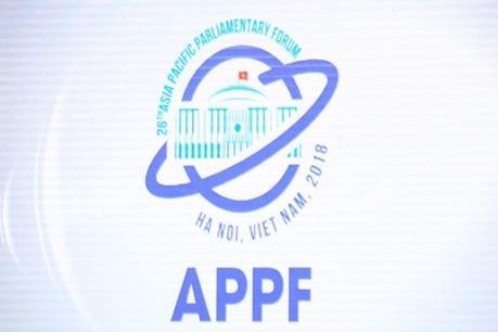 APPF-26: Truyền tải hình ảnh Quốc hội Việt Nam đổi mới, năng động, tích cực và trách nhiệm