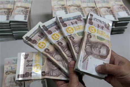 Đồng tiền của Thái Lan có thể tiếp tục tăng giá trong năm 2018