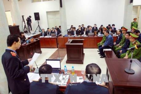 Xét xử Trịnh Xuân Thanh và đồng phạm: Làm rõ hành vi cố ý làm trái của các bị cáo
