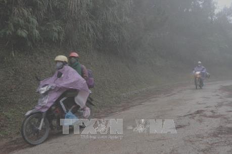 Nhiệt độ tại Lào Cai giảm sâu, Sa Pa rét nhất 3,7 độ C