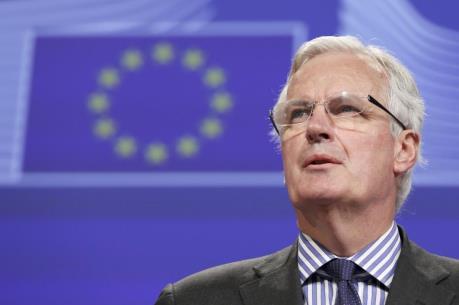 Hậu Brexit, EU có thể xem một số quy định tài chính của Anh là tương đương