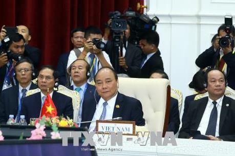 Thủ tướng Nguyễn Xuân Phúc dự Hội nghị Cấp cao Hợp tác Mê Công -Lan Thương lần thứ hai